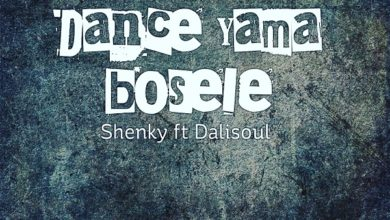 Photo of Shenky Shugah Ft. Dalisoul – Dance Yama Bosele