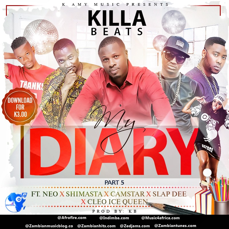KB My Diary Part 5