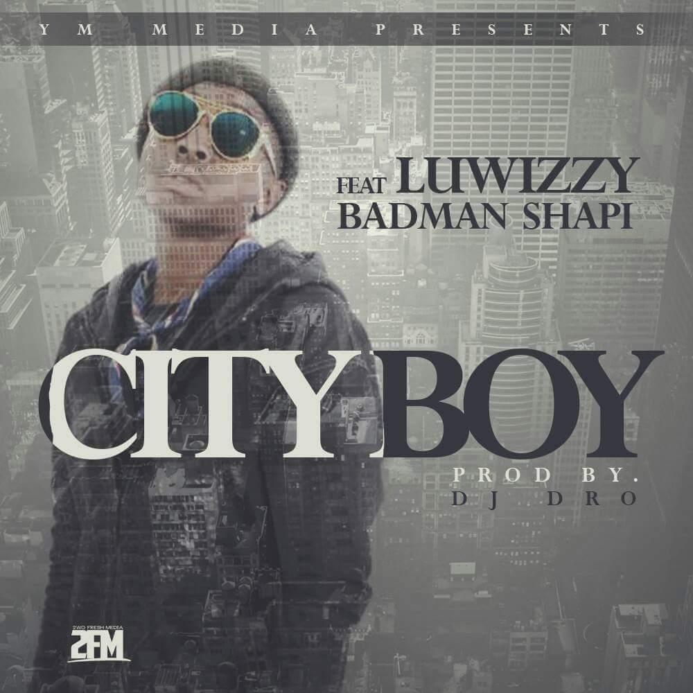 Luwizzy City Boy