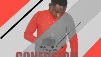 Photo of Chimz Forty Five Ft. Lillian Simz – Confusion