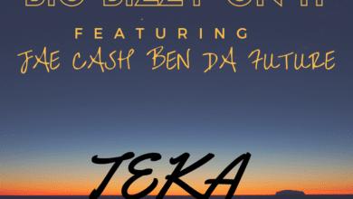 Photo of Big Bizzy Ft. Jae Cash & Ben Da Future – Teka