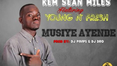 Photo of Kem Sean Miles Ft. Young n Fresh – Musiye Ayende