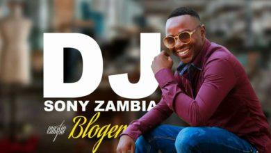 Photo of DJ Sony Zambia