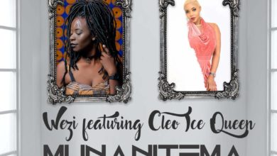 Photo of Wezi Ft. Cleo Ice Queen – Munanitema