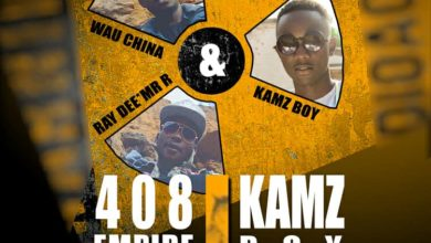 Photo of 408 Empire & Kamz Boy – Boss Wabonse
