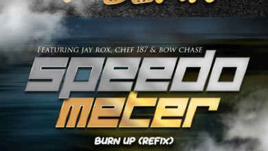 Photo of T-Sean Ft. Jay Rox, Chef187 & Bow Chase – Speedometer Burn Up