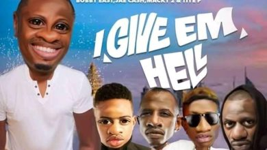 Photo of KB Ft. Bobby East, Jae Cash, Macky 2 & Tiye P – I Give Em Hell