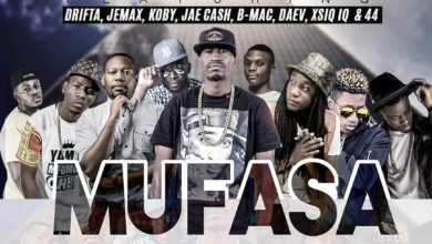 Photo of Mobby Roux Ft. Drifta Trek, Jemax, Koby, Jae Cash, B Mak, Daev, Xsiq & 44 – Mufasa