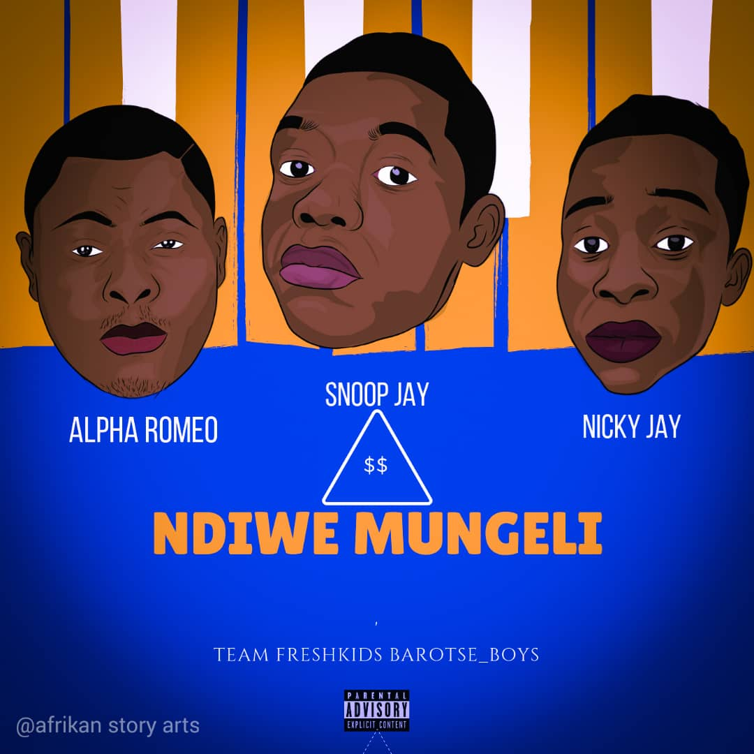 Snoop Jay Ft. Alpha Romeo Nicky Jay Ndiwe Mungeli