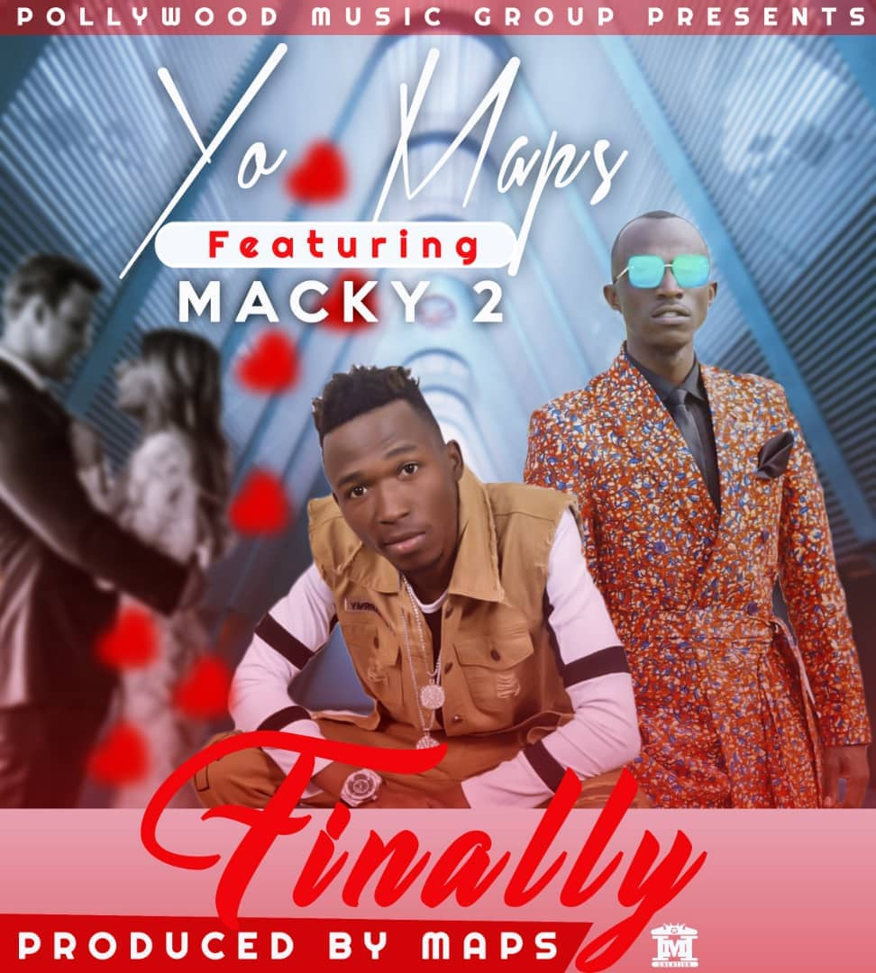 Let Me Love You Song Download: Yo Maps Ft. Macky 2 - Finally (Prod. By Maps)