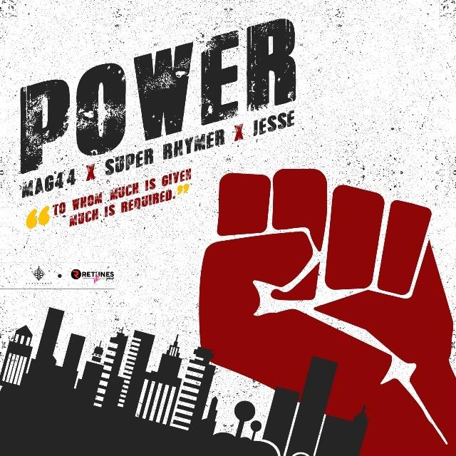Mag44 Ft. SuperRhymer Jesse Power