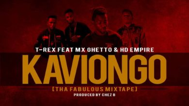 Photo of T-Rex Ft. MX Ghetto & HD Empire – Kaviongo