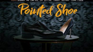 Kademo Ft. Dizmo HD Empire Bayne Tobby Black Yung Fubz Pointed Shoe