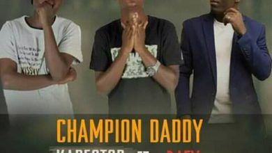 Photo of Karector Ft. Daev – Champion Daddy (Prod. By Wau)