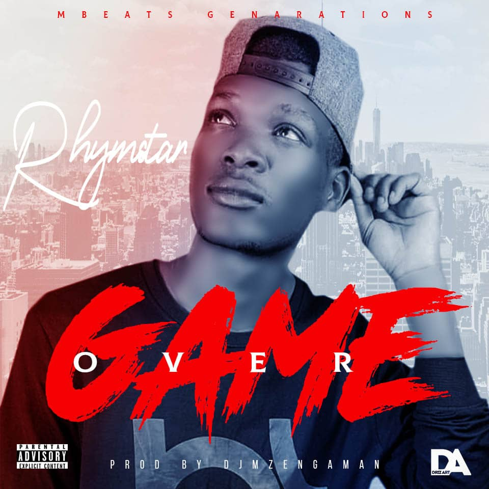 Rhymster Game Over Cover