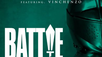 Photo of Mwenda Gang Ft. Vinchenzo – Battle (Prod. By Lord Aku)