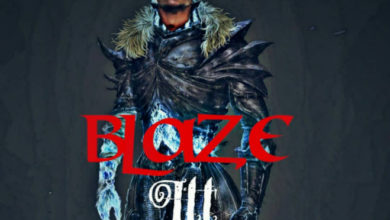 Blaze ill