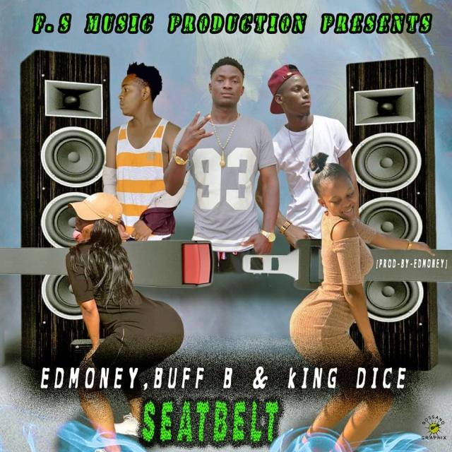 Edmoney Ft. Buff B King Dice Seat belt