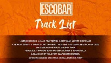Photo of T-Sean – Escobar EP