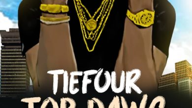 Photo of TieFour – Top Dawg (Prod. By AmoBeatz & Magician)