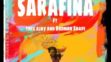 F Jay Ft. Thee Ajay Badman Shapi Sarafina