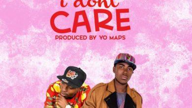 Photo of Ruderoy X Yo Maps – I Don't Care (Prod. Yo Maps)