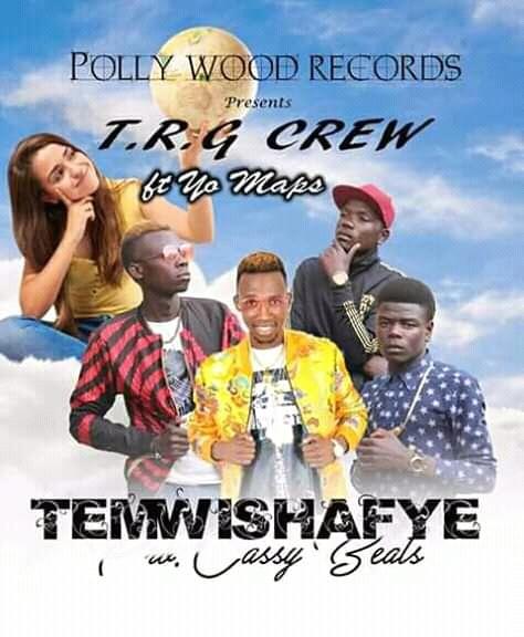 TRG Crew Ft. Yo Maps Ntemwisha