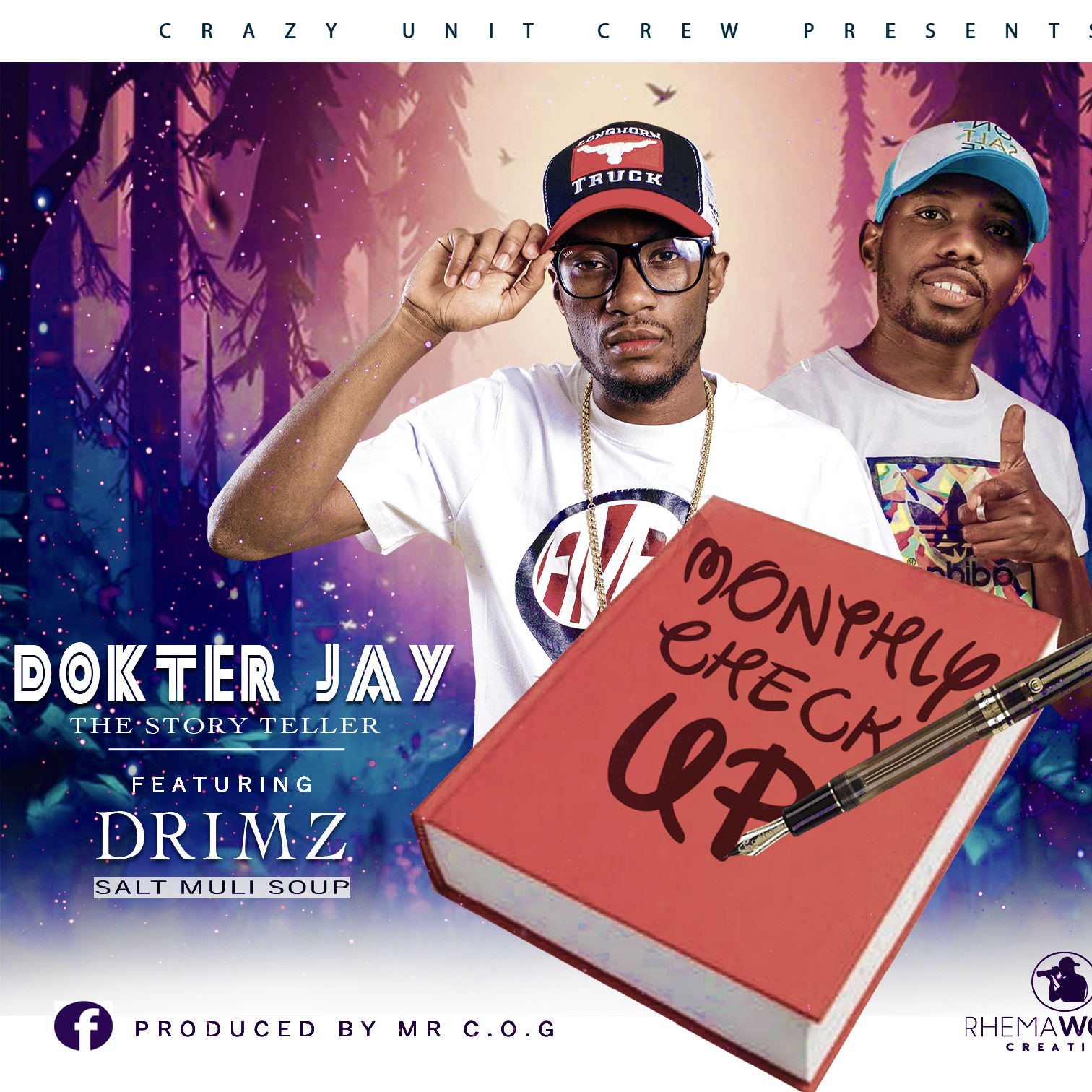Dokter Jay Ft. Drimz Monthly Check Up