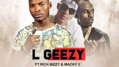 Photo of L Geezy Ft. Rich Bizzy & Macky 2 – Chikonka Na Feeling