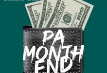 Photo of Jonny Cee Ft. Alpha Romeo – Pa Monthend