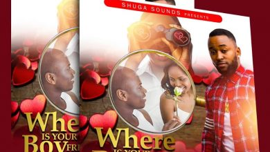 Photo of Shenky Ft. D Bwoy – Where Is Your Boy/Girlfriend