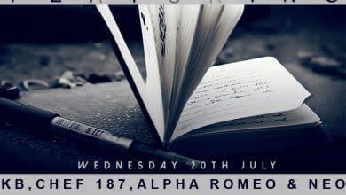 Photo of KB Ft. Chef 187, Alpha Romeo & Neo – My Diary 3