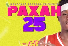 Photo of Paxah – 25 (The EP)